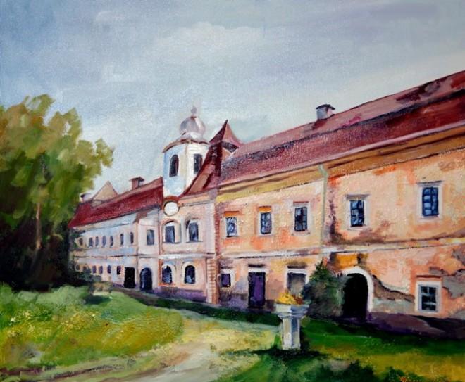 Castelul Bornemisza, Gurghiu