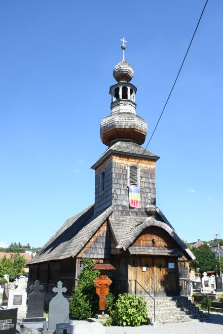 A biserica lemn tgmures