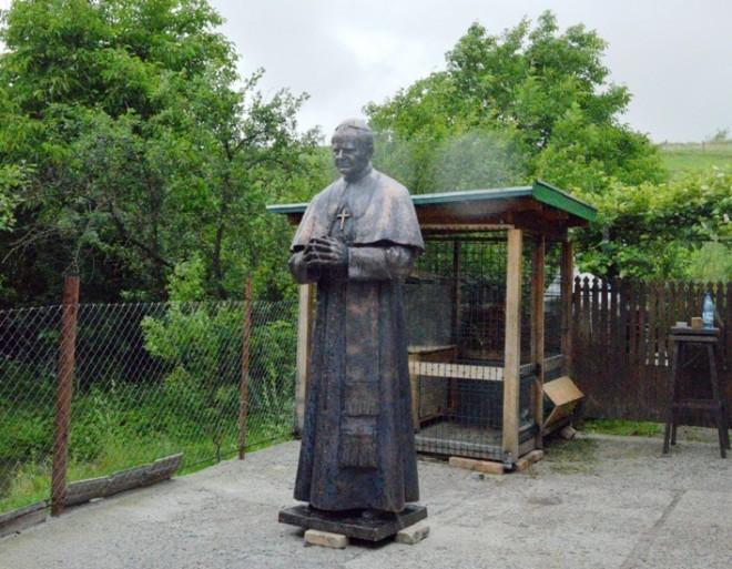 1 Statuia Cardinalului Todea