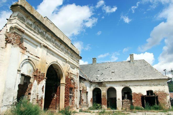 A castelul toldalagi corunca
