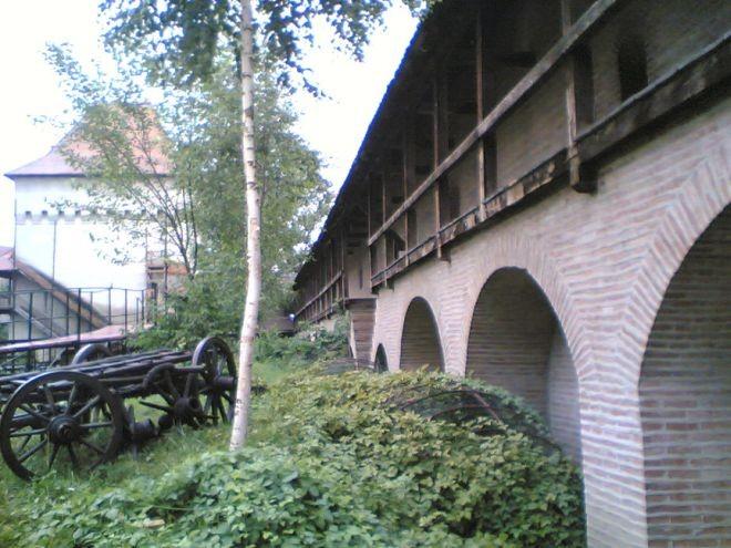 C cetatea medievala