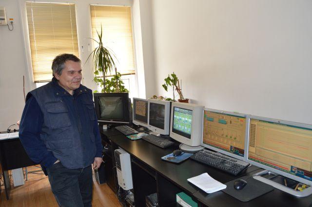 Constantin Bodoc tehnolog Uzina de Apa Tg Mures