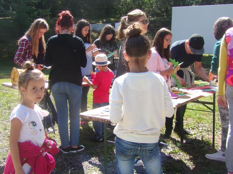 """Atelierele """"Arta pe înțelesul copiilor"""""""
