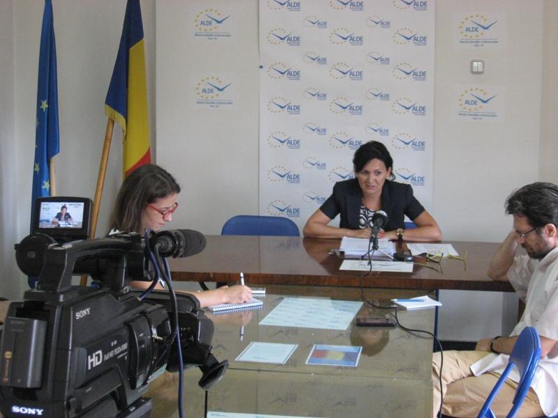 Ionela Ciotlăuș, ALDE Mureș