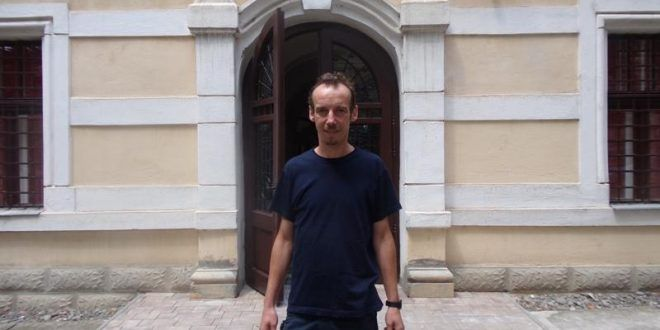 Tamasi Zsolt, directorul Liceulu Teologic Romano-Catolic