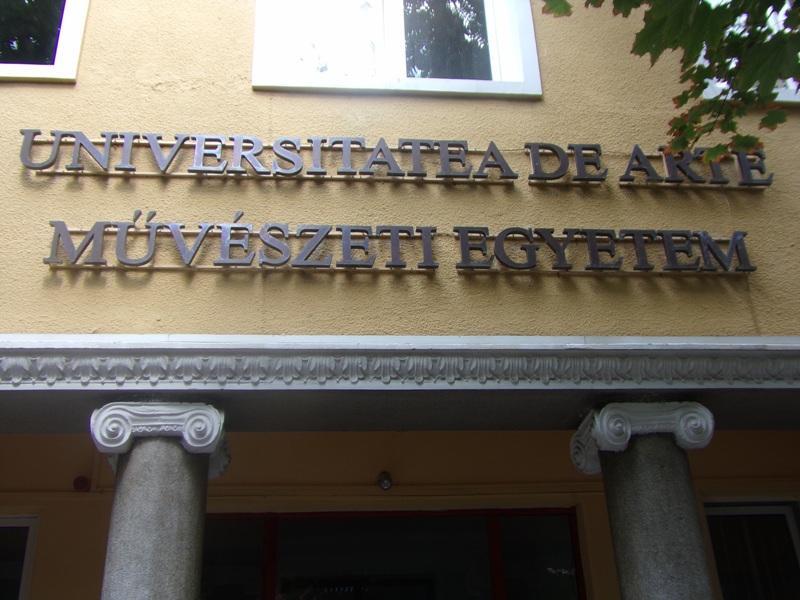 Universitatea de Arte Targu-Mures