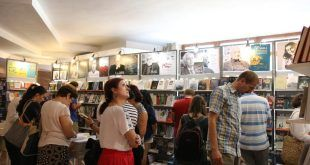 Bookfest Tirgu-Mures, 8-11 septembrie