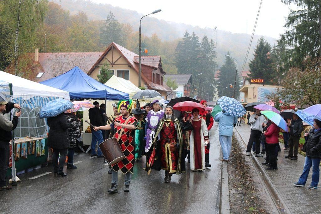 Festivalul Dovleacului Sovata 2016