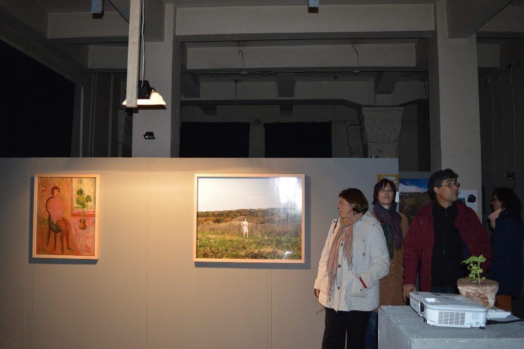 Expozitie Fekete Zsolt la Moving Bricks