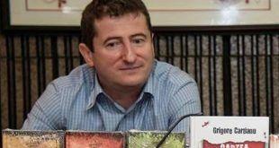 Jurnalistul Grigore Cartianu