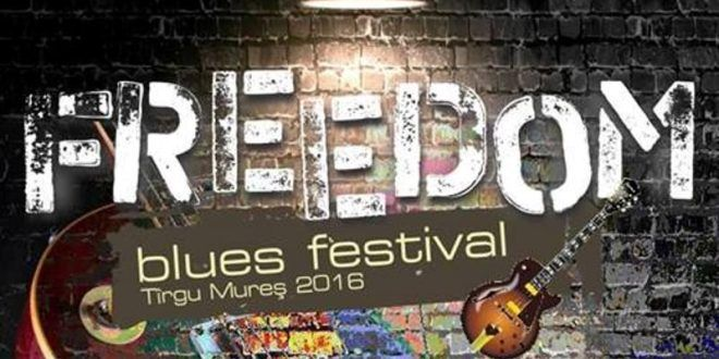 International Freedom Blues Festival Tîrgu-Mureș 2016