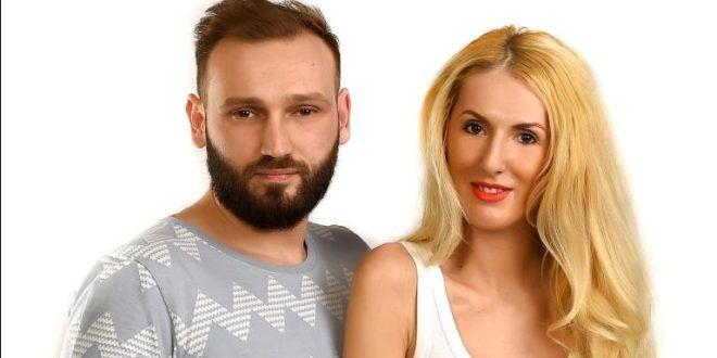 Mihai Băldean și Loredana Papp-Dinea
