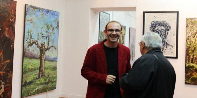 Pictorul Csupán Eduard