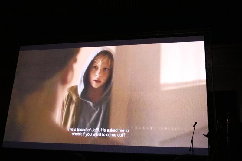 """Imagine din scurtmetrajul """"Artun"""", câștigătorul Premiului Festivalului Alter-Native 24 oferit de Ministerul Culturii"""