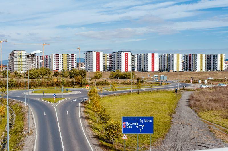 Maurer Imobiliare Brașov și A Manifestat Deja Intenția De A Dezvolta Un  Proiect Imobiliar în Tîrgu Mureș. Informații Despre Viitorul Ansamblu  Rezidențial ...
