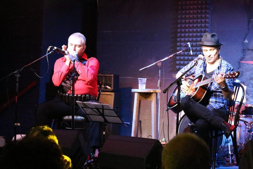 Marcian Petrescu și Florin Giuglea – The Storytellers