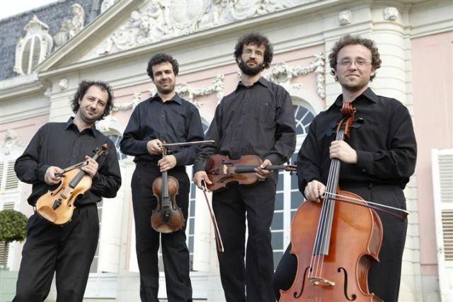 Klassik-Konzert Schloss Benrath - Kuppelsaal
