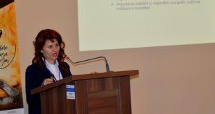 Daniela Lupei, directorul Oficiului Judeţean pentru Finanţarea Investiţiilor Rurale Mureş