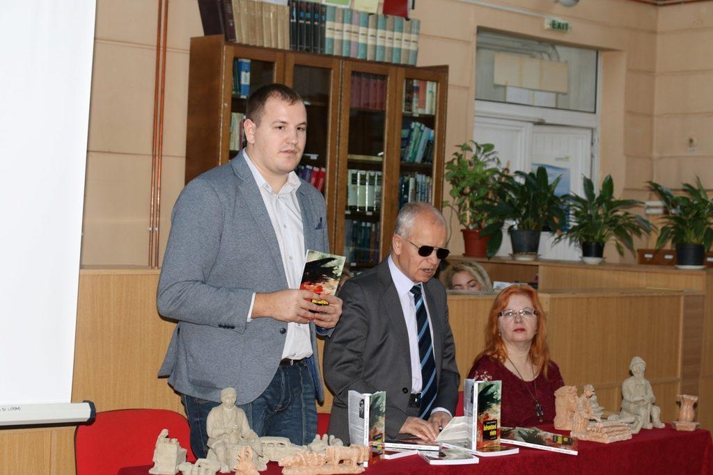 Vasile Adamescu, Viorel Micu, Teodora Chira