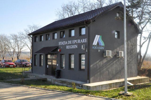 Clădire administrativă SE Reghin