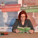 """Melinda Crăciun a citit """"Epigonii"""" de Mihai Eminescu"""