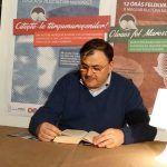 Dinu Socotar a citit proză de Mihai Eminescu