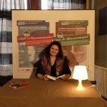 Maria Motorga a citit poezii de Mihai Eminescu