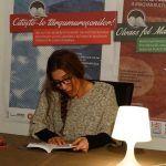 """Elena Purea a citit din """"Rugul"""" de Dragomán György, tradus de Ildiko Gabos-Foarță"""