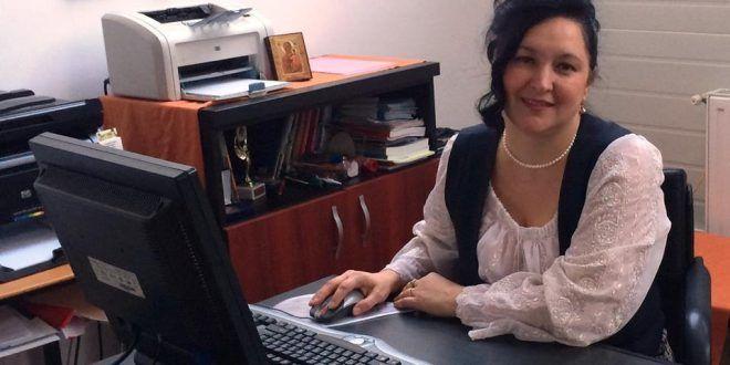 Sorina Bălan, noul director Colegiul Economic Transilvania
