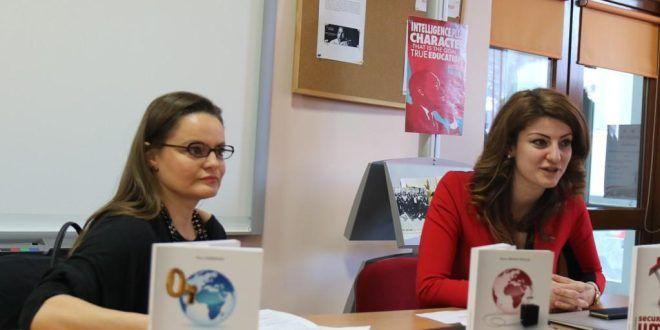 Mireille-Carmen Rădoi si Mihaela Boloș