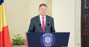 Legea care elimină 102 taxe - Klaus Iohannis