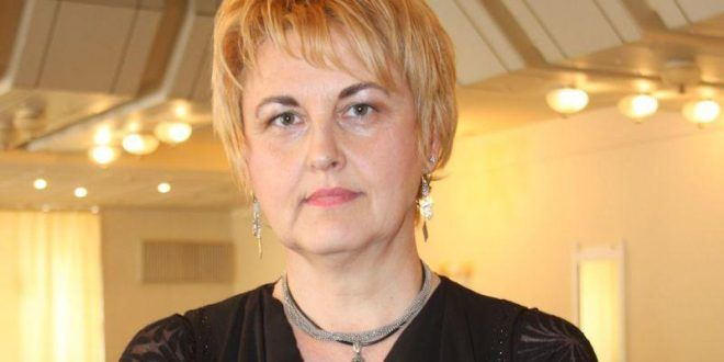 judecătorul mureșean dr. Andreea Ciucă, președintele AMR