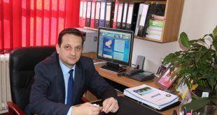 """Cristian Vulc director Liceul """"Gheorghe Marinescu"""""""