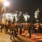 Proteste Tîrgu Mureș, joi, 2 februarie