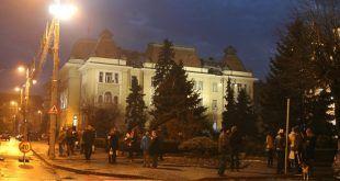 Protest Tîrgu Mureș