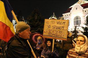 FOTO: Proteste în Tîrgu Mureș