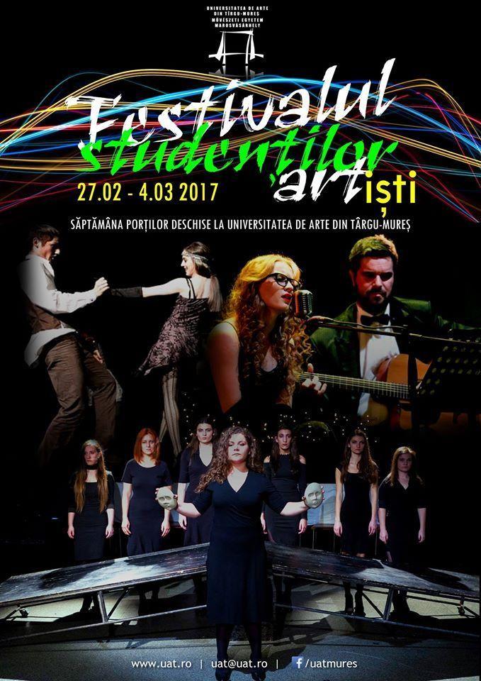 festivalul studentilor artisti