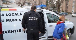 politia targu mures politisti