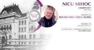 Round Table cu Nicu Mihoc