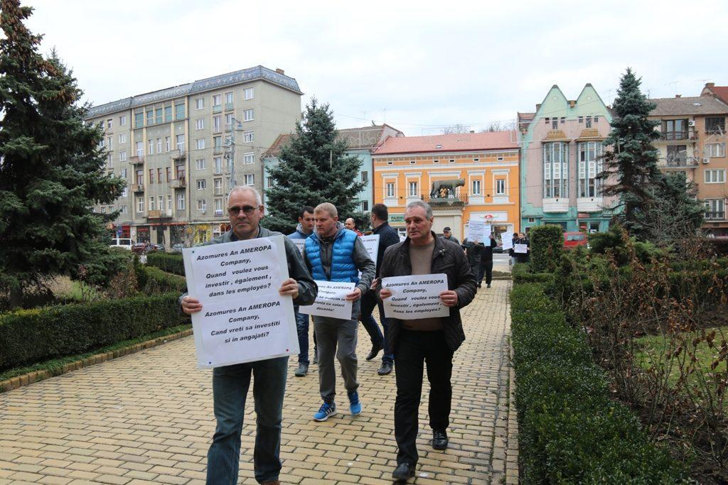 protest ambasador