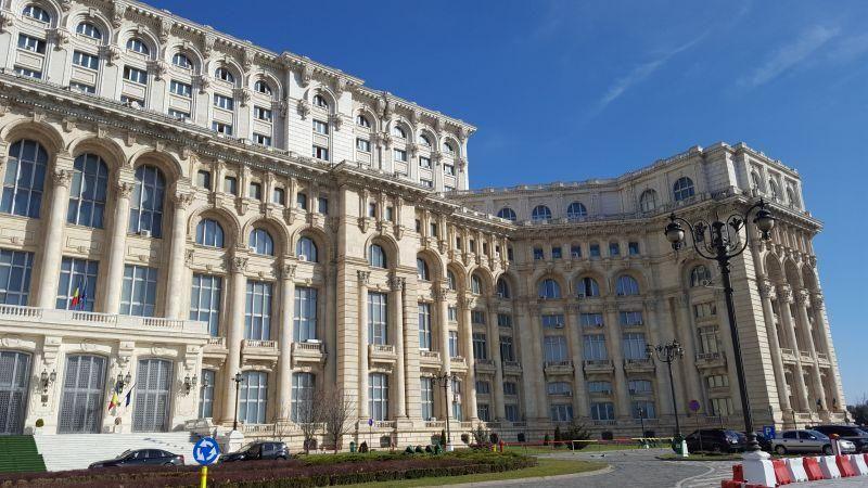 Foto 3 Palatul Parlamentului Senat