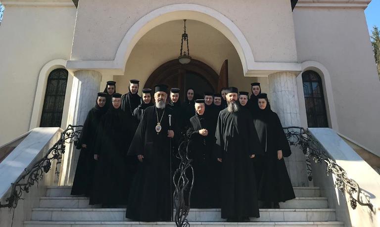 Ips Irineu Vizită Arhierească La Mănăstirea Recea Stiri Din