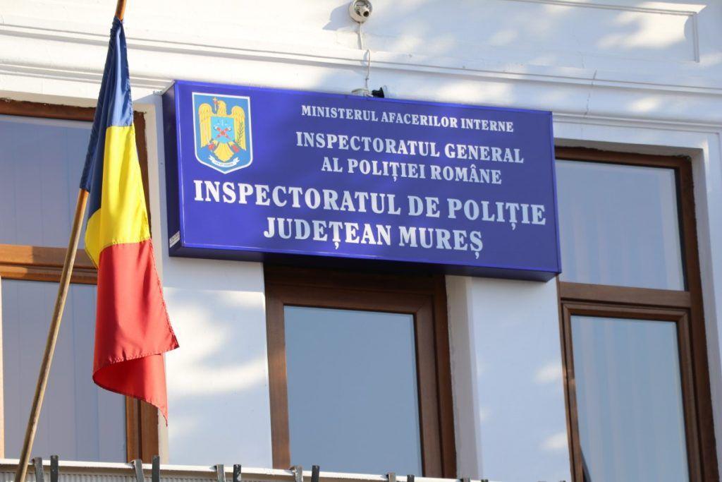 Șef nou la Inspectoratul de Poliție Județean Mureș