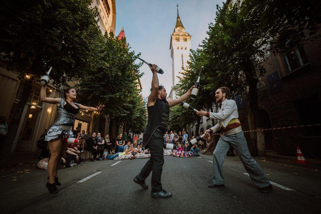 FOTOGALERIE: Street Music Festival, trei zile de surprize, relaxare și distracție