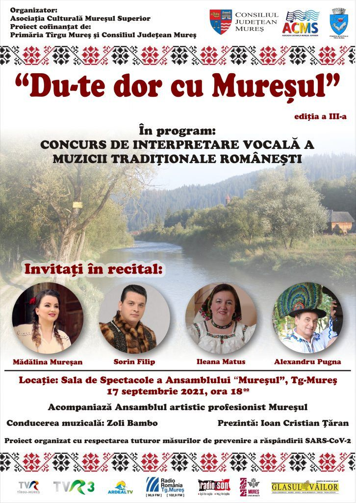 Concurs de interpretare vocală a muzicii tradiţionale româneşti